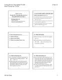 Bài giảng Quản trị rủi ro: Chuyên đề 3 - Đại học Công nghiệp TP.HCM