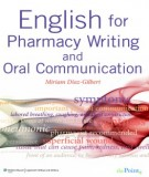 Ebook English for pharmacy writing and oral communication: Part 1