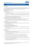 Tiêu chuẩn nghề Du lịch Việt Nam - Đơn vị năng lực FMS2: Mua sắm hàng hóa hoặc dịch vụq