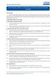 Tiêu chuẩn nghề Du lịch Việt Nam - Đơn vị năng lực HRS10: Lập kế hoạch, phân công và giám sát công việc của nhóm