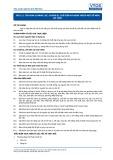 Tiêu chuẩn nghề Du lịch Việt Nam - Đơn vị năng lực FPS2.11: Chuẩn bị, chế biến và hoàn thiện một số món mỳ tươi