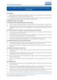 Tiêu chuẩn nghề Du lịch Việt Nam - Đơn vị năng lực CMS1: Quản lý chất lượng dịch vụ và sự hài lòng của khách hàng