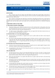 Tiêu chuẩn nghề Du lịch Việt Nam - Đơn vị năng lực HRS4: Tiến hành và tuân theo các quy trình xử lý kỷ luật