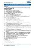 Tiêu chuẩn nghề Du lịch Việt Nam - Đơn vị năng lực FPS2.9: Chế biến và hoàn thiện một số món thịt