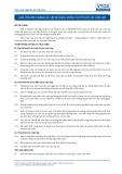 Tiêu chuẩn nghề Du lịch Việt Nam - Đơn vị năng lực GAS5: Lập kế hoạch, quản lý và tổ chức các cuộc họp