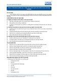 Tiêu chuẩn nghề Du lịch Việt Nam - Đơn vị năng lực TGS4.5: Phân tích cảnh quan hấp dẫn tại khu vực địa phương