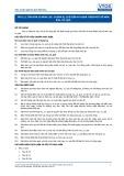 Tiêu chuẩn nghề Du lịch Việt Nam - Đơn vị năng lực FPS2.12: Chuẩn bị, chế biến và hoàn thiện một số món rau, củ, quả