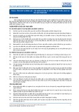 Tiêu chuẩn nghề Du lịch Việt Nam - Đơn vị năng lực TOS3.6: Tìm kiếm nguồn và thiết kế sản phẩm, dịch vụ du lịch trọn gói
