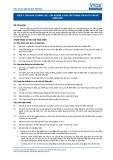 Tiêu chuẩn nghề Du lịch Việt Nam - Đơn vị năng lực TOS3.7: Tìm nguồn, cung cấp thông tin và tư vấn về điểm đến