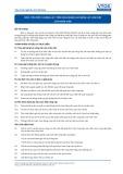 Tiêu chuẩn nghề Du lịch Việt Nam - Đơn vị năng lực HRS3: Tiến hành đánh giá năng lực làm việc của nhân viên