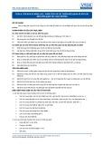 Tiêu chuẩn nghề Du lịch Việt Nam - Đơn vị năng lực TGS4.6: Phân tích và cải thiện mối quan hệ với các bên liên quan tại địa phương
