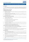 Tiêu chuẩn nghề Du lịch Việt Nam - Đơn vị năng lực CMS2: Điều phối các hoạt động tiếp thị (marketing)