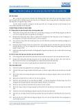 Tiêu chuẩn nghề Du lịch Việt Nam - Đơn vị năng lực HRS1: Xác định nhu cầu phát triển của nhân viên