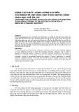 Nâng cao chất lượng giảng dạy môn Chủ nghĩa xã hội khoa học ở Đại học Đà Nẵng theo học chế tín chỉ