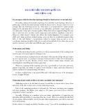 Bài luận mẫu thi THPT Quốc gia môn Tiếng Anh