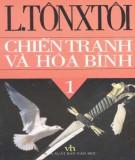 Tiểu thuyết sử thi - Chiến tranh và hòa bình (Tập 1): Phần 1