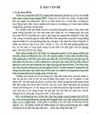 """Sáng kiến kinh nghiệm: Sử dụng truyện kể nhằm nâng cao hiệu quả giảng dạy bài """"Một số phạm trù cơ bản của đạo đức học"""