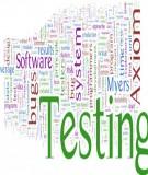 Những điều cần lưu ý khi bạn học Tester