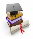 Tóm tắt Luận án Tiến sĩ Kinh tế: Các nhân tố tác động đến động lực làm việc của giảng viên các trường đại học tại Hà Nội