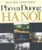 Ebook Phố và đường Hà Nội: Phần 1