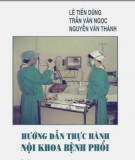 Ebook Hướng dẫn thực hành nội khoa bệnh phổi: Phần 2