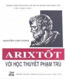 Quan điểm của Arixtốt với học thuyết phạm trù: Phần 2