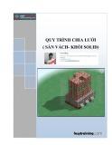 Bài giảng Quy trình chia lưới (sàn vách - khối solid) - Trần Huy Thắng