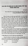 """Các yếu tố chêm xen và hiện tượng """"iếc"""" hóa trong tiếng Việt"""