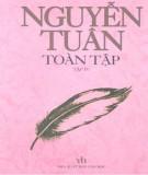 Ebook Nguyễn Tuân toàn tập (Tập 4): Phần 1