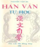 Ebook Hán văn tự học: Phần 1