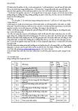 Giáo án Thực hành Thí nghiệm Sinh học 7 Bài 20: Quan sát một số thân mềm