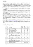 Giáo án Thực hành Thí nghiệm Sinh học 7 Bài 42: Quan sát bộ xương, mẫu mổ chim bồ câu