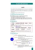 Tính chất và điều chế kim loại