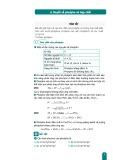Lý thuyết về photpho và hợp chất