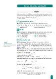 Bài toán khử oxit kim loại bằng CO