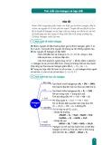 Tính chất của halogen và hợp chất