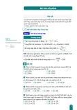 Bài toán về polyme
