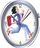 Kỹ năng quản lý và sắp xếp thời gian