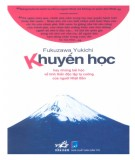 Ebook Khuyến học (Hay những bài học về tinh thần độc lập tự cường của người Nhật Bản)