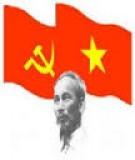 Câu hỏi ôn tập môn Đường lối Đảng Cộng sản Việt Nam
