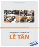 Lễ tân (Tiêu chuẩn nghề Du lịch Việt Nam): Phần 2