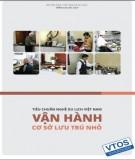 Ebook Tiêu chuẩn nghề Du lịch Việt Nam - Vận hành cơ sở lưu trú nhỏ: Phần 2