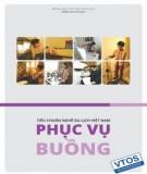 Phục vụ buồng (Tiêu chuẩn nghề Du lịch Việt Nam): Phần 2