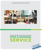 Ebook Vietnam tourism occupational standards – Food and beverage service: Part 1