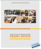 Ebook Vietnam tourism occupational standards – Front office operations: Part 2