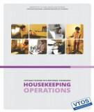 Ebook Vietnam tourism occupational standards – Housekeeping operations: Part 2