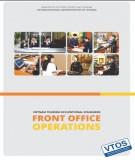 Vietnam tourism occupational standards – Front office operations: Part 1