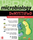 Ebook Microbiology demystified: Part 2