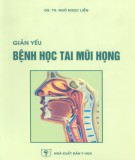 Ebook Giản yếu bệnh học tai mũi họng: Phần 1