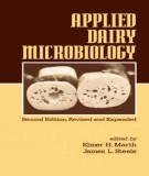 Ebook Applied dairy microbiology (second edition): Part 1